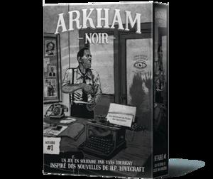 Arkham Noir - Affaire 1