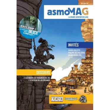 AsmoMag - Eté 2018