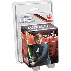 Star Wars Assaut sur l'Empire - Luke Skywalker
