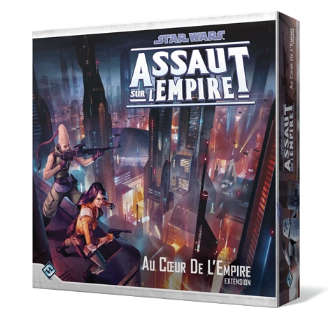 Star Wars Assaut Sur l'Empire - Au Cœur de l'Empire