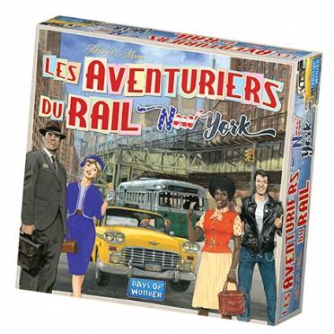 Les Aventuriers du Rail - New-York