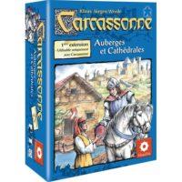 Carcassonne 2.0 - Auberges et Cathédrales