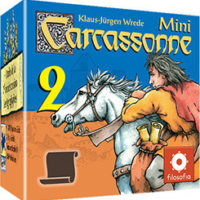 Carcassonne - Mini 2 - Méssagers