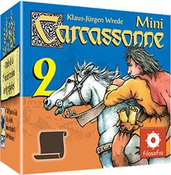 Carcassonne - Mini 2 - Méssagers