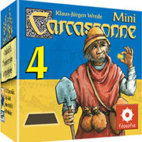 Carcassonne - Mini 4 - Mines d'Or