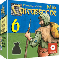 Carcassonne - Mini 6 - Brigands