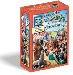 Carcassonne 2.0 - Tous en Piste