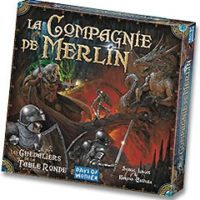 Chevaliers de la Table Ronde - La compagnie de Merlin