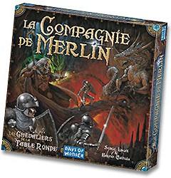 Chevaliers de la Table Ronde - La compagnie de Merlin