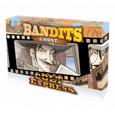 Colt Express Bandits - Ghost