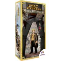 Colt Express - Marshal et Prisonniers