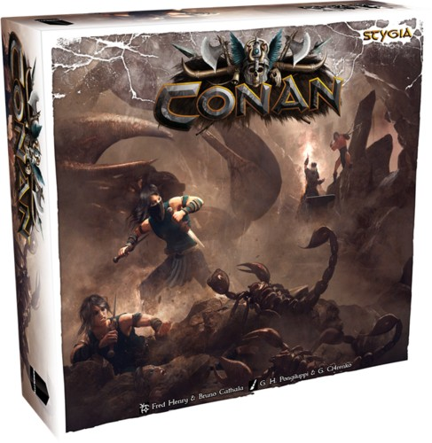 Conan - Stygia