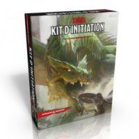 Dungeons et Dragons 5eme édition - Kit d'initiation