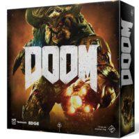 Doom le jeu de plateau - Seconde édition