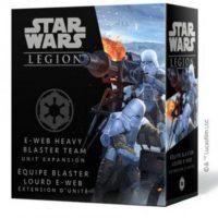 Star Wars Légion - Equipe Blaster Lourd E-Web