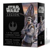 Star Wars Légion - Equipe Canon Laser 1.4 FD