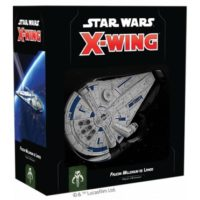 Star Wars X-Wing 2.0 - Faucon Millenium de Lando