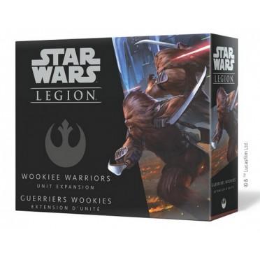 Star Wars Légion - Guerriers Woookies