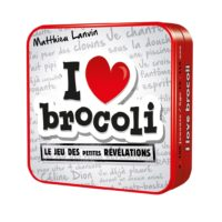 I Love Brocoli