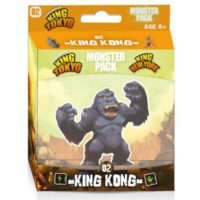 King of Tokyo/New York - King Kong Monster Pack 2
