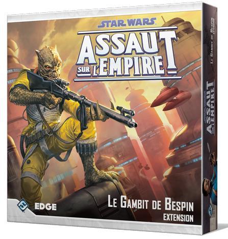 Star Wars Assaut sur l'Empire - Le Gambit de Bespin