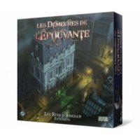 Les Demeures de l'épouvante Seconde édition - Les Rues d'Arkham