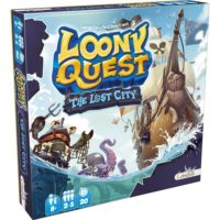 Loony Quest - Lost Cities