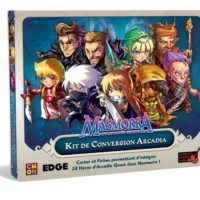 Masmorra - Kit de Conversion Arcadia