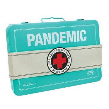 Pandémie - 10ème anniversaire