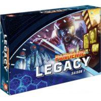 Pandémie - Legacy - Boite Bleu