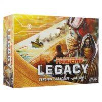 Pandémie - Legacy Saison 2 - Boite Jaune