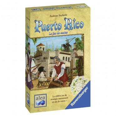 Puerto Rico - Le Jeu de Cartes