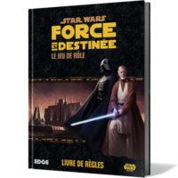 Star Wars Force et Destinée - Livre de Règles