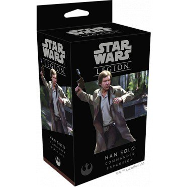 Star Wars Légion - Han Solo