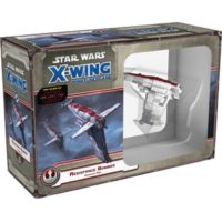 Star Wars X-Wing - Bombardier de la Résistance