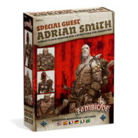 Zombicide Black Plague - Special Guest Adrian Smith