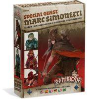 Zombicide Black Plague - Special Guest Marc Simonetti