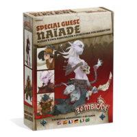 Zombicide Black Plague - Special Guest Naiade