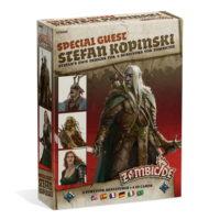 Zombicide Black Plague - Spécial Guest Stefan Kopinski