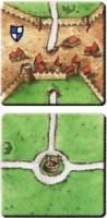 Carcassonne 2.0 - Maire et Monastère
