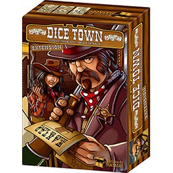 Dice Town - ext. Wild West