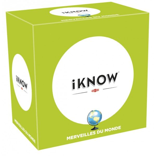 IKnow - Merveilles du Monde