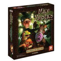 Mice et Mystics - Chroniques des sous-bois