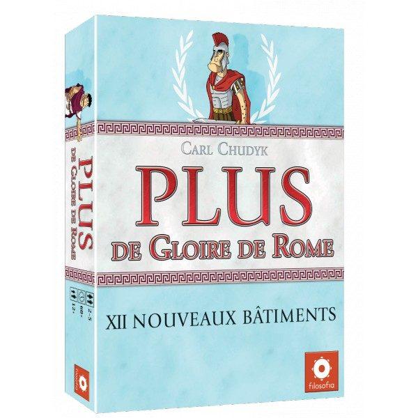 Gloire de Rome (Plus de)