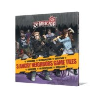 Zombicide - Angry neighbors tile set