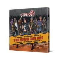 Zombicide - Rue Morgue tiles set