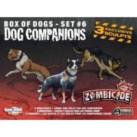 Zombicide - Dog companions