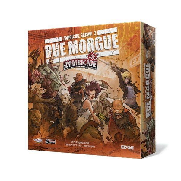 Zombicide - Saison 3 Rue Morgue